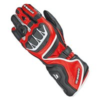 Held Chikara RR Motorcycle Glove (Black|Red)
