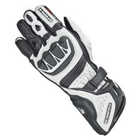 Held Chikara RR Motorcycle Glove (Black|White)