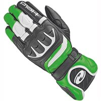 Held Revel 2 Motorcycle Glove (Black|Green)