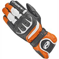 Held Revel 2 Motorcycle Glove (Black|Orange)