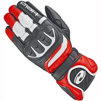Held Revel 2 Motorcycle Glove (Black|Red)