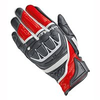 Held Spot Motorcycle Glove (Black|Red)