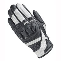 Held Spot Motorcycle Glove (Black|White)