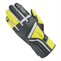 Held Travel 5 Motorcycle Glove (Black|Neon Yellow)