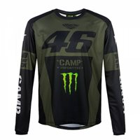 VR46 Monster Camp Long Sleeve T-Shirt