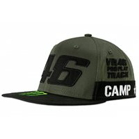 VR46 Monster Camp Flexfit Baseball Cap