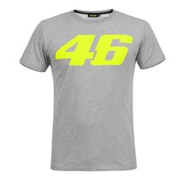 VR46 Core Large 46 T-Shirt (Grey)