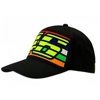 VR46 Stripes Baseball Cap