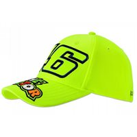 VR46 The Doctor Cap (Yellow)