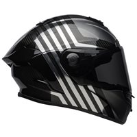 Bell Race Star Carbon Helmet (M/G Black/Chrome)