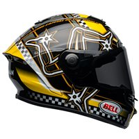 Bell Star Helmet (Mips) Isle Of Man (Black|Yellow)