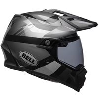Bell MX-9 Adventure Mips Blackout Helmet (Matte/Gloss Black)