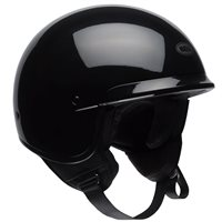 Bell Cruiser Scout Air Helmet (Gloss Black)