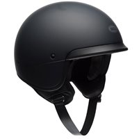 Bell Cruiser Scout Air Helmet (Matte Black)