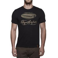 Royal Enfield TVT Factory T Shirt (Black)