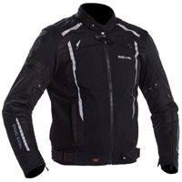 Richa Airwave Textile Motorcycle Jacket (Black)