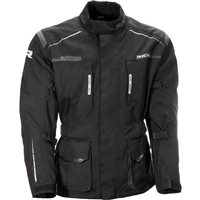 Richa Axel Textile Motorcycle Jacket (Black/Grey)