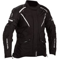 Richa Cyclone Womens Gore-Tex Jacket (Black)