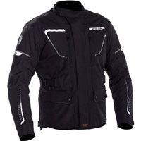 Richa Phantom 2 Womens Textile Jacket (Black)