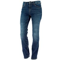 Richa Nora Ladies Aramid Denim Jean (Navy Blue)
