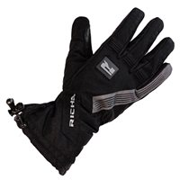 Richa Tundra Evo Motorcycle Gloves (Black)