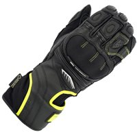 Richa Extreme 2 Gore-Tex Gloves (Black/Fluo Yellow)