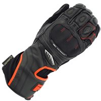 Richa Extreme 2 Gore-Tex Motorcycle Gloves (Black/Red)