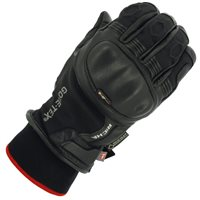 Richa Ghent Gore-Tex Motorcycle Gloves (Black)