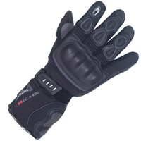 Richa Arctic Ladies Motorcycle Gloves (Black)
