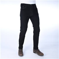 Oxford Original CE Armourlite Denim Slim Jean (Black) Short Leg