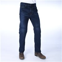 Oxford CE Armourlite Denim Straight Jean (Blue Aged) Short Leg