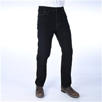 Oxford CE Armourlite Denim Straight Jean (Black) Short Leg