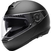 Schuberth C4 Basic Flip Front Motorcycle Helmet (Matt Black)