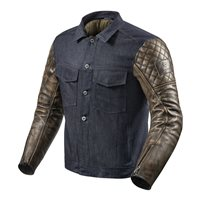 Revit Crossroads Motorcycle Jacket (Blue|Brown)