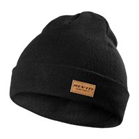 Revit Beanie Cape (Black)