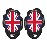 RST Union Jack Knee Sliders