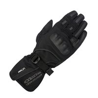 Alpinestars Apex v2 Drystar Waterproof Gloves (Black)