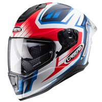 Caberg Drift Evo Gama Helmet (White|Red|Blue)