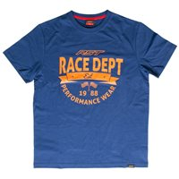 RST T-Shirt VINTAGE 88 (Navy|Orange) 0067