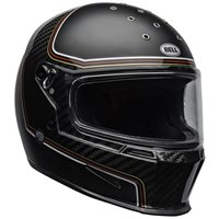 Bell Eliminator Carbon RSD The Charge Helmet (Black)
