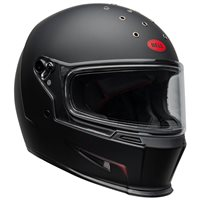 Bell Eliminator Vanish Helmet (Black|Red)