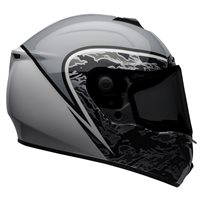 Bell SRT Assassin Helmet (Grey|White Camo)