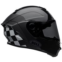 Bell Star Mips DLX Checkers Helmet (Black|White)