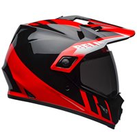 Bell MX-9 Adventure MIPS Dash Helmet (Black|Red|White)