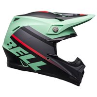 Bell Moto-9 MIPS Prophecy Helmet (Green|Red|Black)
