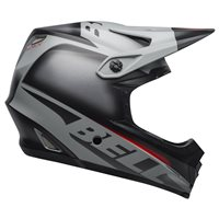 Bell Moto-9 Youth MIPS Glory Helmet (Black|Grey|Crimson)