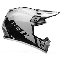 Bell MX-9 MIPS Dash Helmet (Grey|Black|White)
