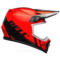 Bell MX-9 MIPS Dash Helmet (Orange|Black)