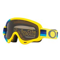 Oakley MX Kids Goggles XS O Frame TLD Pre-Mix Yellow/Blue