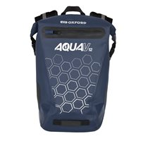 Oxford Aqua V 12 Backpack (Navy)